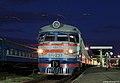 ЭР1-237, Украина, Днепропетровская область, станция Днепропетровск (Trainpix 36100).jpg