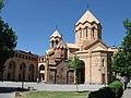 Եկեղեցի Սբ. Աստվածածին (Կաթողիկե), Երևան 01.jpg