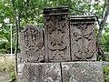 Կեչառիսի վանական համալիր, խաչքարեր 09.jpg