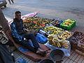 صورة لبائع فواكه في المغرب.JPG