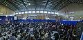 عکس سراسر نما از همایش تخصصی هیأت های فعال در عرصه خدمت رسانی، ایران، ورزشگاه شهدای قصر شیرین در شهر قصر شیرین 07.jpg