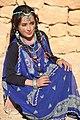 لباس تقليدي شاوي ، clouths traditional algerien chaoui.jpg