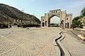 مجموعه تاریخی دروازه شیراز از جاذبه های گردشگری ایران Qur'an Gate 21.jpg
