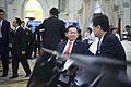 สำนักนายกรัฐมนตรี จัดแถลงผลงานของรัฐบาล ในวาระที่รัฐบา - Flickr - Abhisit Vejjajiva (30).jpg