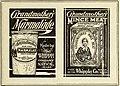 """Grandmother's Marmalade"" and ""Grandmother's Mince Meat"" made by the Wipple Company, Natick, Massachusetts- Sassamon (IA sassamon1922nati) (page 29 crop).jpg"