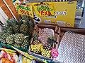 ほぼ倍の値段をするのに一瞬で売り切る台湾パイナップル.jpg