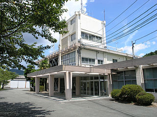 Taiki, Mie Town in Kansai, Japan