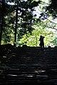 安土城三重塔手前階段 (滋賀県近江八幡市安土町) - panoramio.jpg