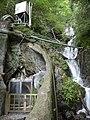 岩風呂(源泉湯)と湯滝 - panoramio.jpg