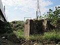 日劇時期曾文溪橋北岸橋台 - panoramio.jpg