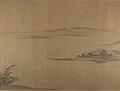 明? 佚名 (舊傳)夏珪 長江萬里圖 (後半卷)-River Landscape after Xia Gui MET DP166154.jpg