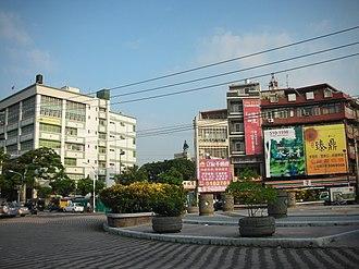 Zhudong - Downtown Zhudong