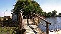 老塘湖藝術村裏頭連結對岸的橋樑.jpg