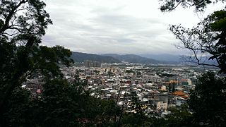Zhudong Urban township in Hsinchu County, Taiwan