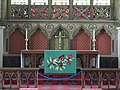 -2019-07-15 Alter, Parish church of Saint Nicholas, North Walsham (2).JPG