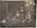 -Three Women,Two Men, and a Child on a Picnic- MET DP111500.jpg