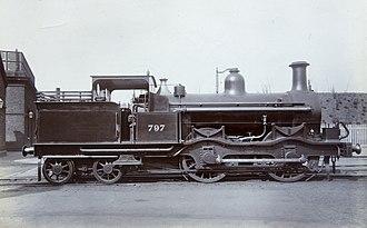 Midland Railway 780 Class - Image: 0 4 4 Midland 797