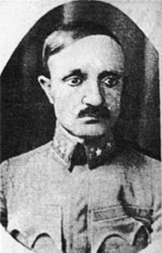 Chief of the Albanian General Staff - Image: 01 Ali Shefqet Shkupi