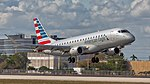 02092018 American Airlines (Republic Airlines) E175 N435YX KMIA NASEDIT (42514406140).jpg