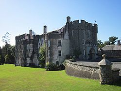 Picton Castle in Pembrokeshire