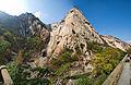 0427 - Nordkorea 2015 - Kumgang Gebirge - Kuryong Fasserfall (22961660705).jpg