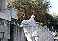 0981 - Keramikos cemetery, Athens - Grave for Lysimachides of Acharnes - Photo by Giovanni Dall'Orto, Nov 12 2009.jpg