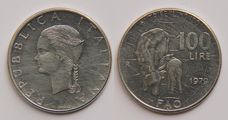 100 Lira (Italy)