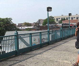 103rd Street–Corona Plaza (IRT Flushing Line) - Northbound platform