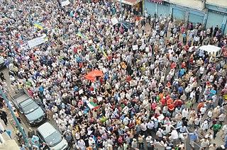 Social media and the Arab Spring