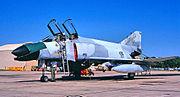 122d Tactical Fighter Squadron - McDonnell F-4C-19-MC Phantom 63-7552