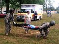 129th Medical Company provides medical support to the Vibrant Response 13 exercise DVIDS644101.jpg