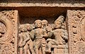 12th century Airavatesvara Temple at Darasuram, dedicated to Shiva, built by the Chola king Rajaraja II Tamil Nadu India (116).jpg