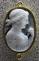 143 arte pseudoantica, busto di donna, calcedonio, xvii sec..JPG