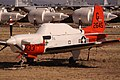 162645 Beech T-34C Mentor U.S. Marines (8768601452).jpg
