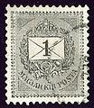 1888issue 1kr Mi27.jpg