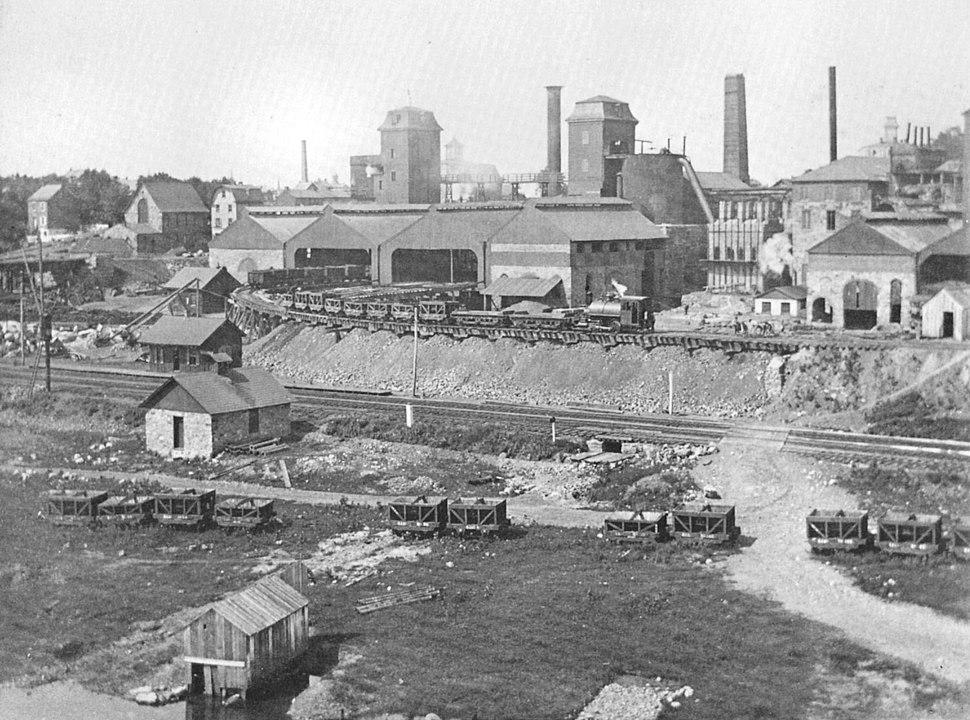 1889 - Allentown Iron Works