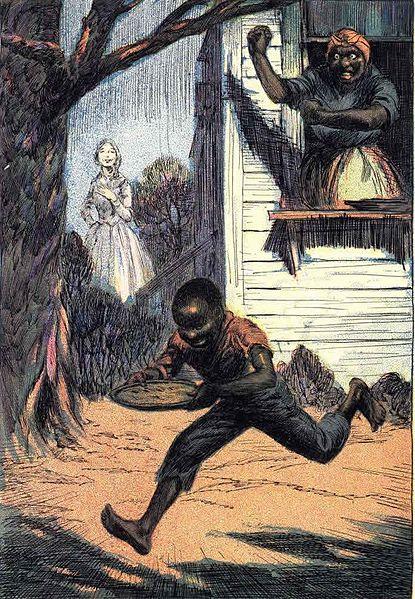 IMAGES DE L'ESCLAVAGE ET DE LA TRAITE NEGRIERE 415px-1890sc_Artwork_04