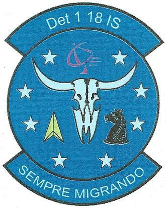 18th Intelligence Squadron - Image: 18th Intel Squadron Det 1 HAFB