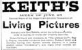 1901 Keiths BostonEveningTranscript June22.png