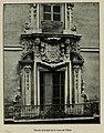 1912-08, Arte Español, Balcón principal de la Casa de Oñate.jpg