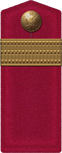 1914 Feldwebel of Russian Guards 1st and 4th riflemen regiment p05 (involuntary service).png