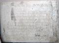 1930 - Pisania de la resfinţirea Mănăstirii Plătăreşti.png