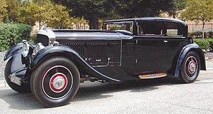 Corsica Coachworks - Bentley Speed Six (1930)