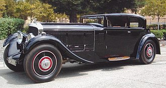 Corsica Coachworks - Bentley Speed Six (1930)