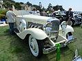 1932 Duesenberg J Bohman & Schwartz Convertible Coupe (3828660943).jpg