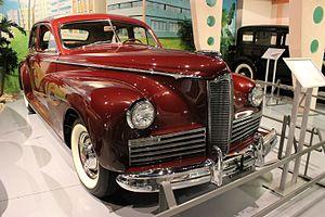 Packard Clipper - 1941 the first Clipper