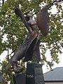 1956-os forradalom emlékműve (Györfi Sándor), 2017 Kisvárda.jpg