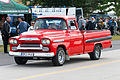 1959 Chevrolet Apache 3200 Fleetside pickup at 2013 Świdwin Air Show.jpg