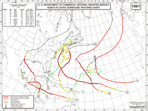 1961 Atlantic hurricane season map.png