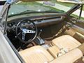1964 Ford Falcon Futura convertible interior (14261187357).jpg